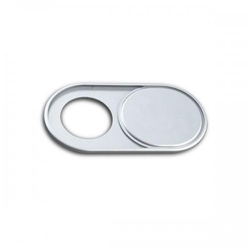 Заглушка для web-камери металева Locker Cam Metall Silver