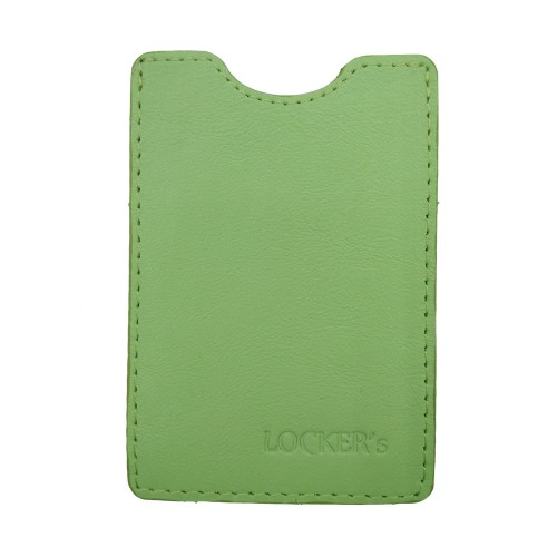 Чохол для кредитних карт RFID захистом салатовий Locker Card Green