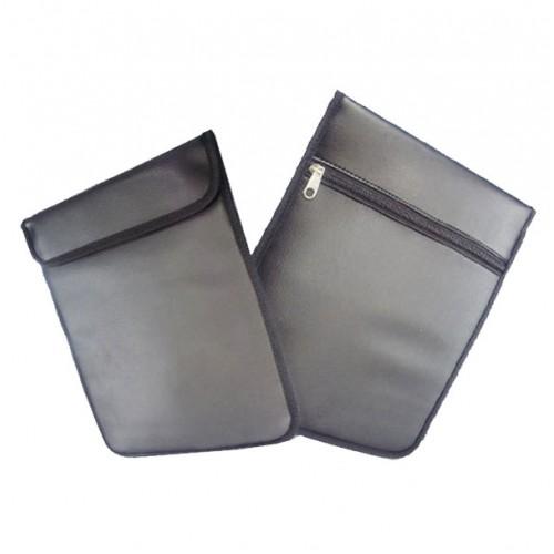 Екрануюча сумка-чохол для планшета або мобільного чорний