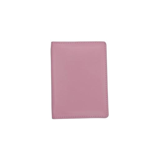 Екрануюча обкладинка для біометричного паспорта рожева Locker Pas Pink