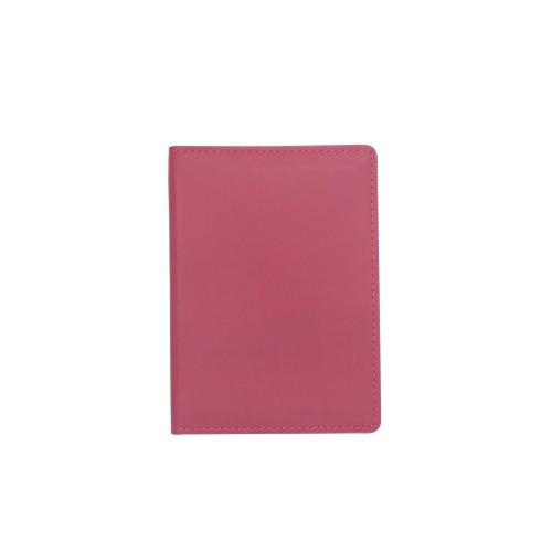 Екрануюча обкладинка для біометричного паспорта червона Locker Pas Red