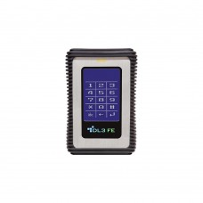 DataLocker DL3 FIPS Edition (FE) Encrypted Hard Drive 1TB - 2 Factor Auth RFID