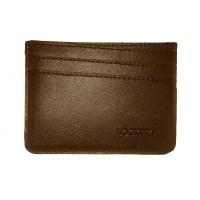 Картхолдер з RFID захистом на 7 відділень коричневий Locker Holder2 Brown