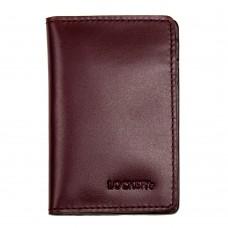 Обкладинка з RFID захистом для українського ID паспорта фіолетова Locker ID Violet