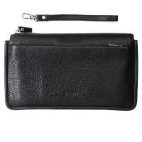 Барсетка чоловіча з екрануючою кишенею для смартфона Locker Phone Bag Black