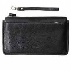Барсетка мужская с экранирующим карманом для смартфона Locker Phone Bag Black