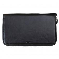 Клатч мужской с экранирующим карманом и акустопомехой для смартфона Locker Talker Purse2 Black