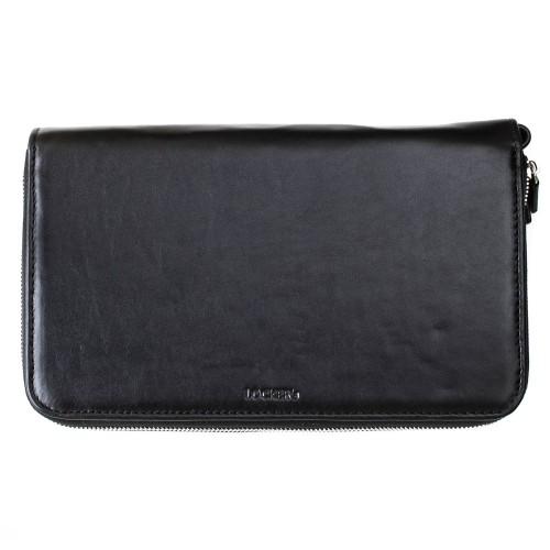 Клатч чоловічий з двома екрануючими кишенями для смартфона Locker Phone Purse2 Black