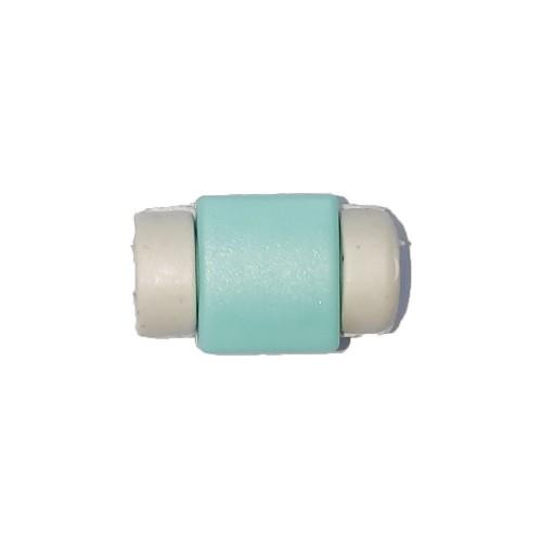 Протектор для USB кабелю зарядки iPhone Protector Small Blue