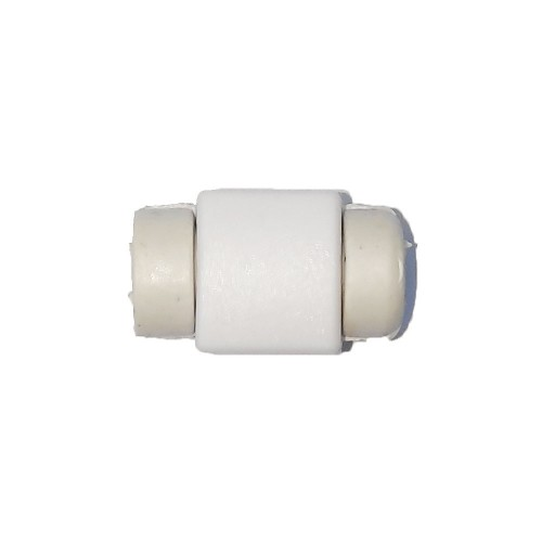 Протектор для USB кабелю зарядки iPhone Protector Small White