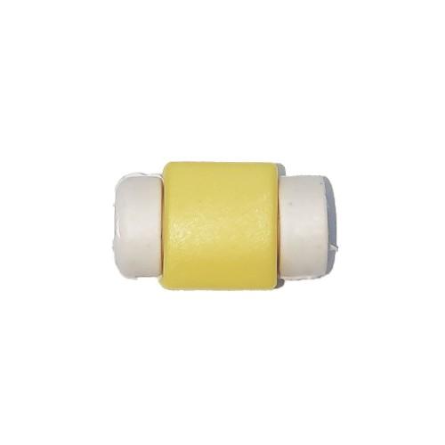 Протектор для USB кабелю зарядки iPhone Protector Small Yellow