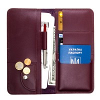 Дорожній органайзер для документів з RFID захистом Locker Travel Bordo